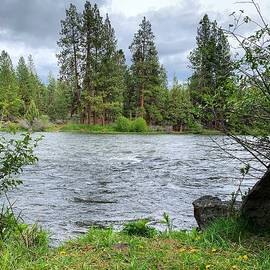 Deschutes River by Brian Eberly
