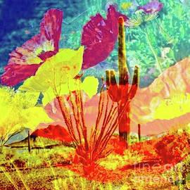 Desert Flowers by Jerome Stumphauzer