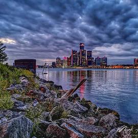 Detroit by Mark Hewer