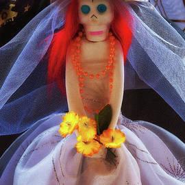 Dia De Los Muertos Spooky Candy Catrina by Tatiana Travelways