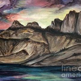 Dillon Pinnacles Blue Mesa Reservoir Colorado by Cheryl Pettigrew