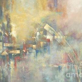 Dimensional Structures I by Paul Henderson