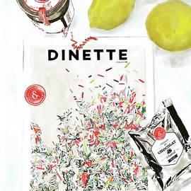 Dinette et Chocolat by Beth Saffer