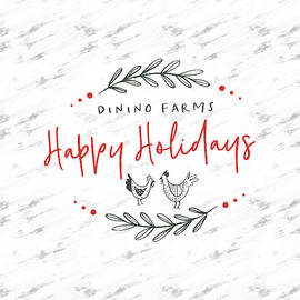 Dinino Farms- Art By Linda Woods by Linda Woods
