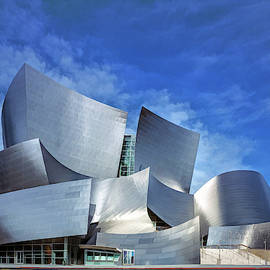 Disney Concert Hall by Christopher Arndt