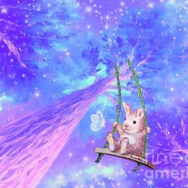 Do Not Fear, Bunny by Yoonhee Ko
