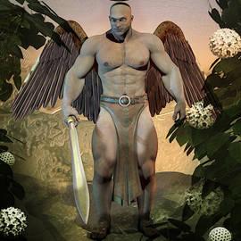 Dominant Angel by Joaquin Abella