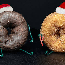 Sandi Kroll - Donuts at Christmas