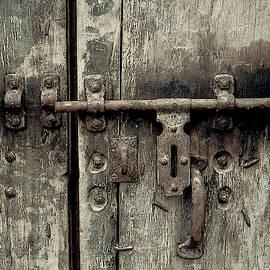 Door Latch by S Katz