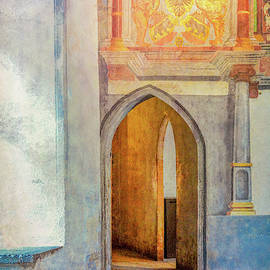 Doorway, Chateau Chillon by Marcy Wielfaert