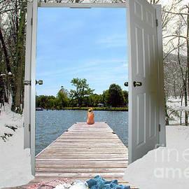Doorway through the Winter by Broken Soldier