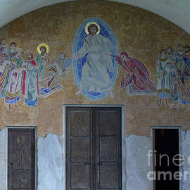 Doorways To Podgorica Orthodox Cathedral by Phil Banks