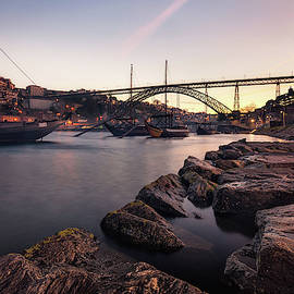 Douro River by Jorge Maia