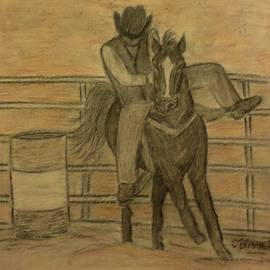Down at the Rodeo by Christy Saunders Church