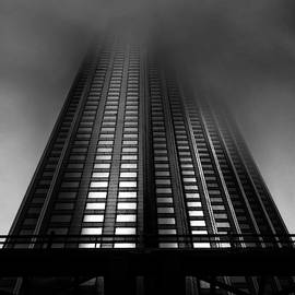 Downtown Toronto Fogfest No 11 by Brian Carson