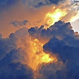 Drama in the Heavens by Blair Wainman