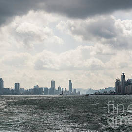 Dramatic Hong Kong by Didier Marti
