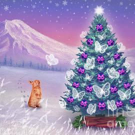 Dream Christmas Tree by Yoonhee Ko
