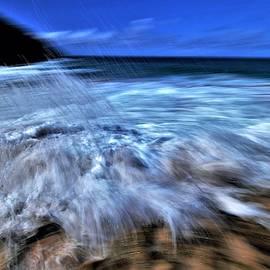 Dream Time Surf # 3 by Heidi Fickinger