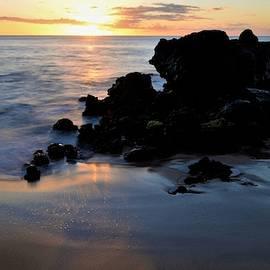Heidi Fickinger - Dream Time Surf Sunset