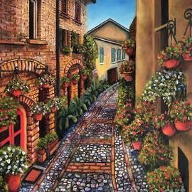 Dream town by Anna Festa
