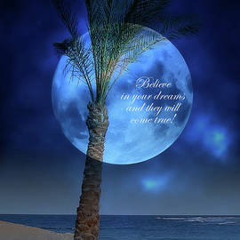 Dreamland Blue Theme by Johanna Hurmerinta