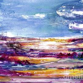 Dreams of Marsh Landing by Patty Donoghue