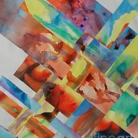 Drip Weave by Gloria Cichy