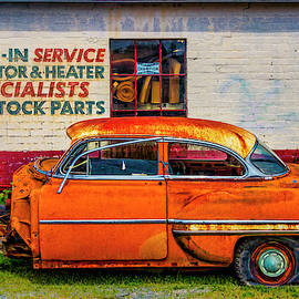 Drive In Service by Garry Gay