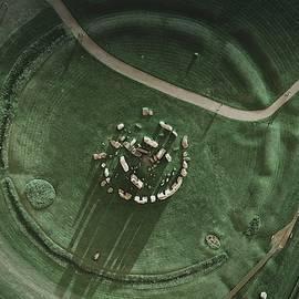 Dronehenge by Michael Chapman