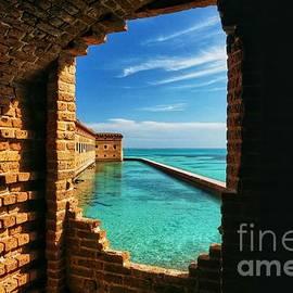 Dry Tortugas Window by Dale Kohler