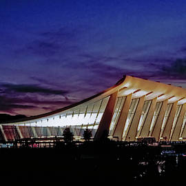 Dulles International by Greg Reed