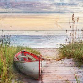 Dune Colors in Wood Textures by Debra and Dave Vanderlaan