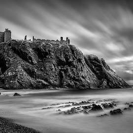 Dunnottar Castle 2 by Dave Bowman