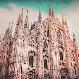 Duomo di Milano Milan Italy  by Carol Japp