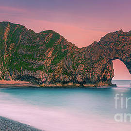 Durdle Door, Dorset, England. by Henk Meijer Photography