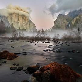 Dusk in Yosemite