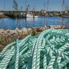 East Boat Basin Sandwich by Michelle Constantine