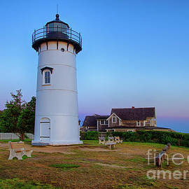 East Chop Lighthouse by Mark Miller