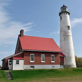 East Tawas Lighthouse by Greg Steele