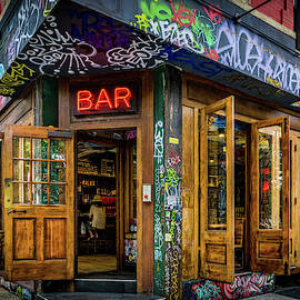 East Village Bar by Chris Lord