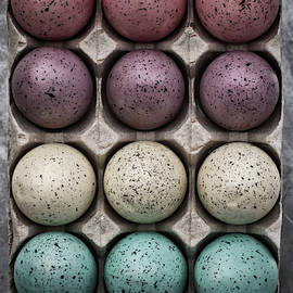 Easter Eggs 30 #moody by Andrea Anderegg