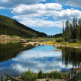 Echo Lake by Kim Blaylock