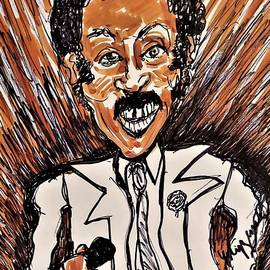 Eddie Murphy Dolemite Is My Name by Geraldine Myszenski