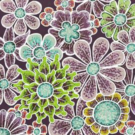 Efflorescent 12 V2 by Amy E Fraser