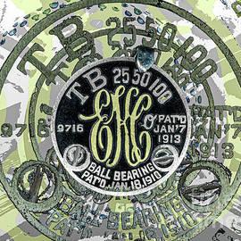 Ekc Emblem by Anthony Ellis