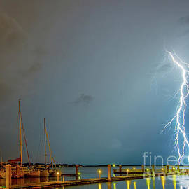 Electric Skies by Stephen Whalen