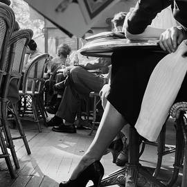 Elegant Ankle by Bert Hardy
