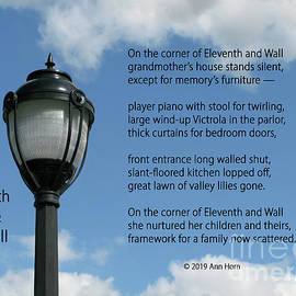 Eleventh and Wall by Ann Horn