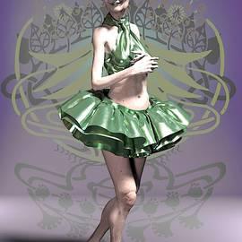 Elf Queen of Comedy by Joaquin Abella